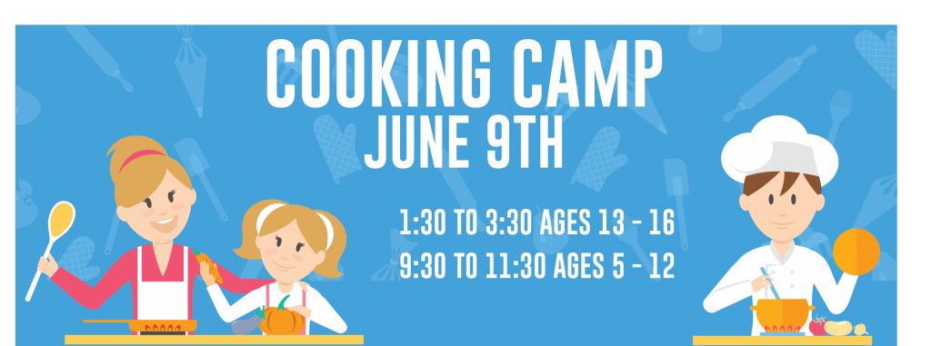 Summer Day Camp - Cooking Camp @ The Arc Multi-Purpose Building | Beaumont | Texas | United States