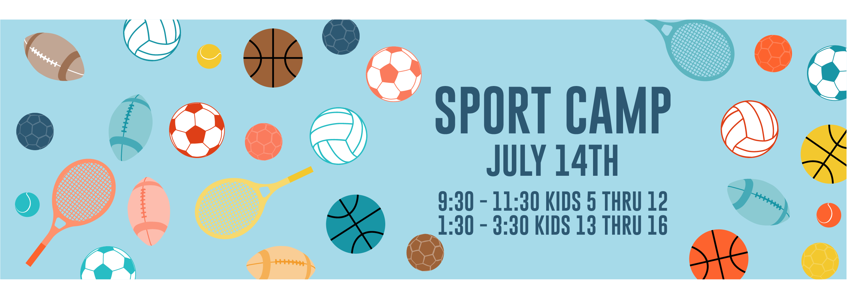 Summer Day Camp - Sports Camp @ The Arc Multi-Purpose Building | Beaumont | Texas | United States