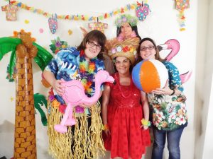 Luau Dance @ The Arc Multi-Purpose Building | Beaumont | Texas | United States