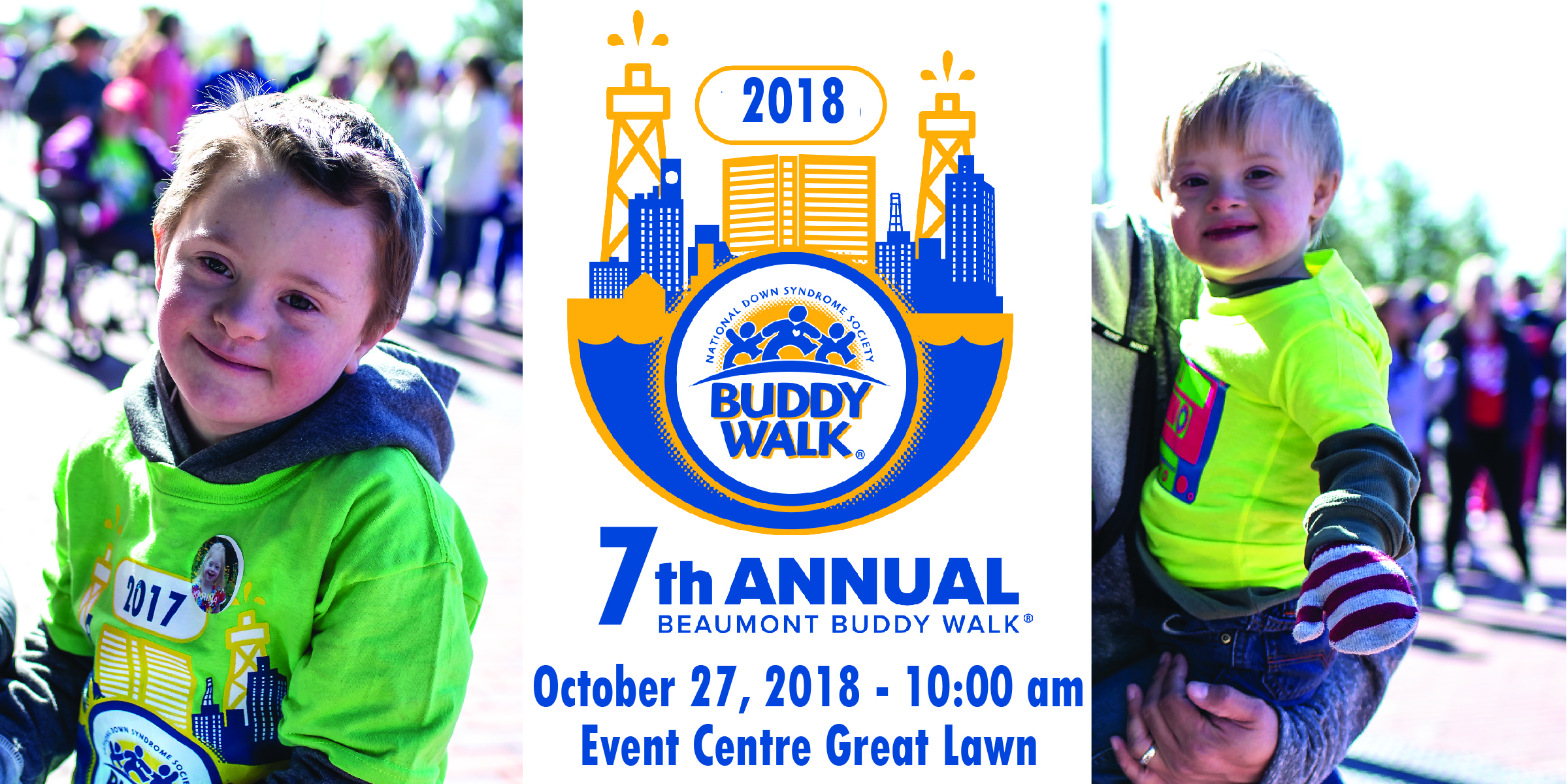 Beaumont Buddy Walk 2018