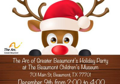 Children and Family Holiday Party- December 9th