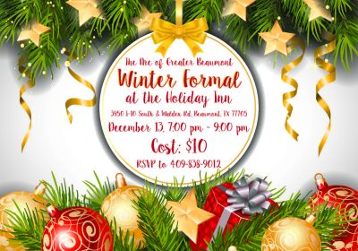 Winter Formal-December 13th